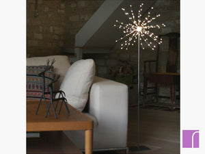 Freestanding Large Starburst Light