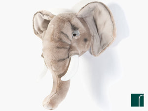George-Elephant-Trophy-Head