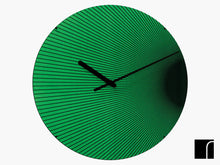 Rays Dome Glow In The Dark Clock