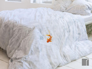 Goldfish-Duvet-set