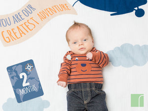 Greatest Adventure Baby Boy Milestones