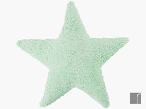 Green-Star-Cushion