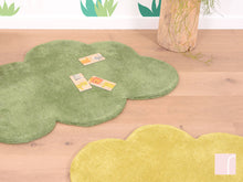 Green Cloud Rug