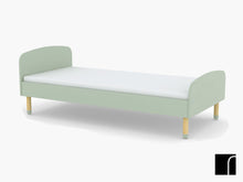 Green Flexa Play Bed