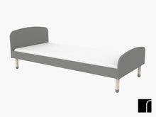 Grey Flexa Play Bed