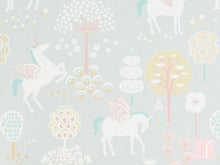Grey Unicorn Wallpaper