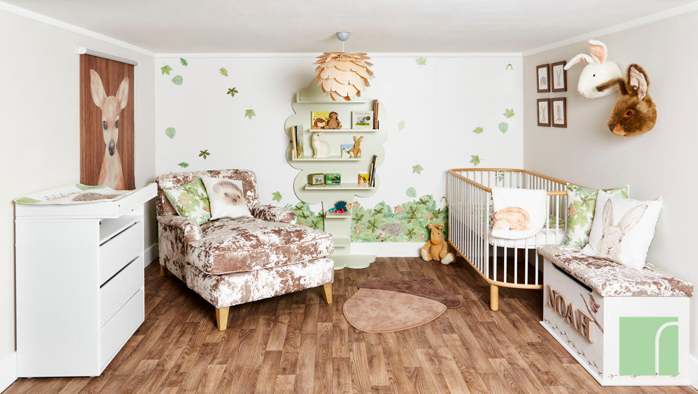 Complete Hedgehugs Woodland Nursery