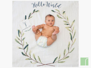 Hello-World-Baby-Milestone-Gift-Set