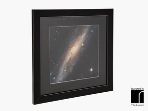 Hubble Sees Andromeda NASA Framed Print