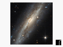 Hubble Sees Andromeda NASA Print