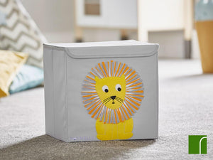Jungle-Lion-Toy-Box