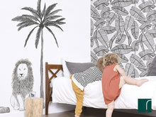 Jungle-Lion-Wall-Sticker-Lilipinso