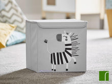 Jungle-Zebra-Toy-Box