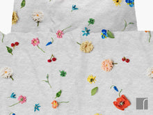 Snurk Knitted-Flowers-Bedding