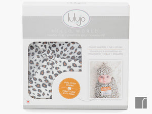 Leopard-Print-Blanket-birth-announcement