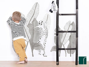 Cheetah-Wall-Stickers
