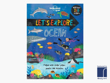 Let's Explore The Ocean Sticker Book