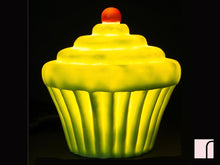 Lime Cupcake Night Light