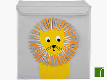 Lion-Toy-Box