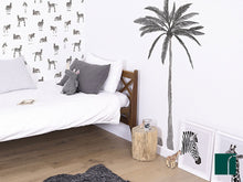 Lion-and-tree-Wall-Sticker
