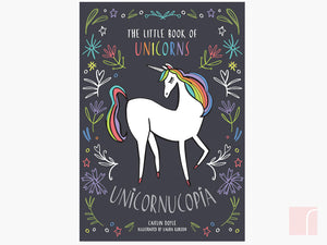 Little Book Of Unicorns Unicornucopia
