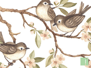 Little-Forest-birds-Wall-Stickers