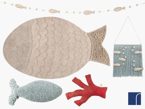Lorena Canals Nautical Big Fish Bundle