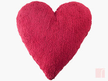 Lorena-Canals-fuchsia-Pink-Heart-Cushion