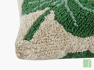 Lorena Canals Monstera Cushion