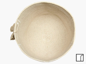 Lorena Canals Natural Leaf Basket