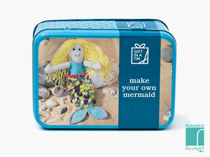 Sew Your Own Mermaid