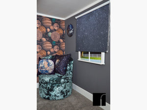 Milky Way Blackout Roller Blind