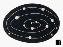 Milky Way Round Rug