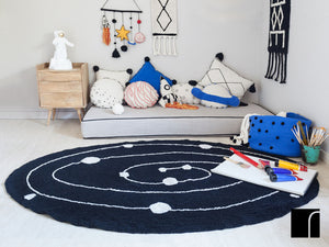 Milky Way Space Rug