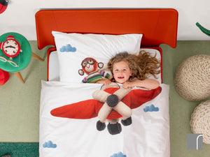Monkey-Bedding-set