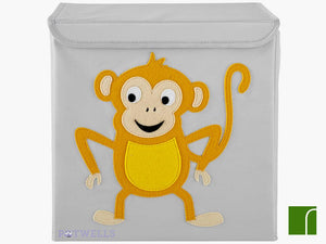 Monkey-Toy-Box