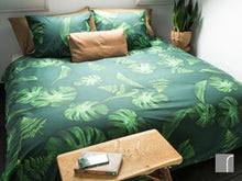 Monstera-Leaf-Bedding-Set