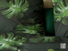 Monstera-Leaf-Bedding Snurk
