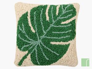Monstera Leaf Cushion Lorena Canals