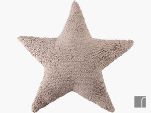 Natural-Star-Cushion