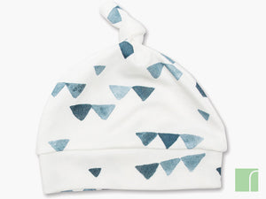 Navy-Triangle-Baby-Hat