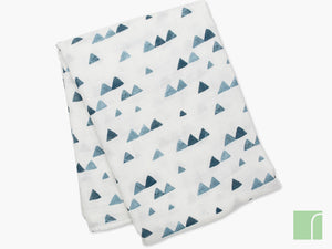 Navy-Triangle-Baby-Swaddle