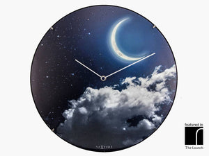 New Moon Dome Clock
