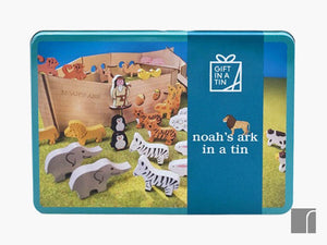 Noahs Ark In A Tin