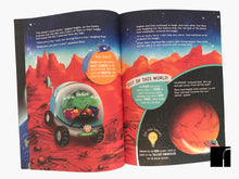 Personalised Book About Space Inside