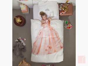 Princess Bedding Set - Pink