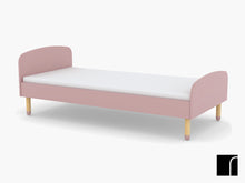 Pink Flexa Play Bed