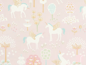 Pink Unicorn Wallpaper