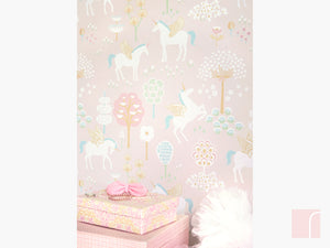 Unicorn Wall Paper