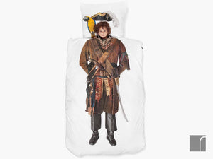 Snurk Pirate Bedding